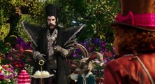 Brand New Look At Disneys Alice Through the Looking Glass - In Theaters May 27!