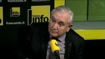 """Raffarin : """"Il n'est pas acceptable qu'en Corse on bafoue l'Etat de droit"""""""