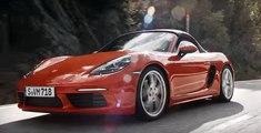 Porsche 718 Boxster: características para el uso diario