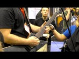 Chapman Ghost Fret & Victory BD1 - Live at NAMM 2016