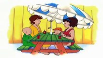 Caillou Learns to Swim HD