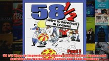 Download PDF  58 12 Ways to Improvise in Training Improvisation Games and Activities for Workshops FULL FREE