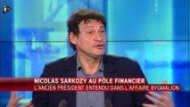 Affaire Bygmalion: Nicolas Sarkozy auditionné au pôle financier