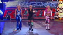 Michelle McCool, Natalya and Beth Phoenix vs. Melina, Kelly Kelly and Gail Kim