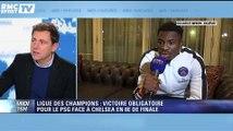 """PSG - Chelsea / Riolo : """"L'affaire Aurier a forcément un impact sur la vie du groupe"""""""