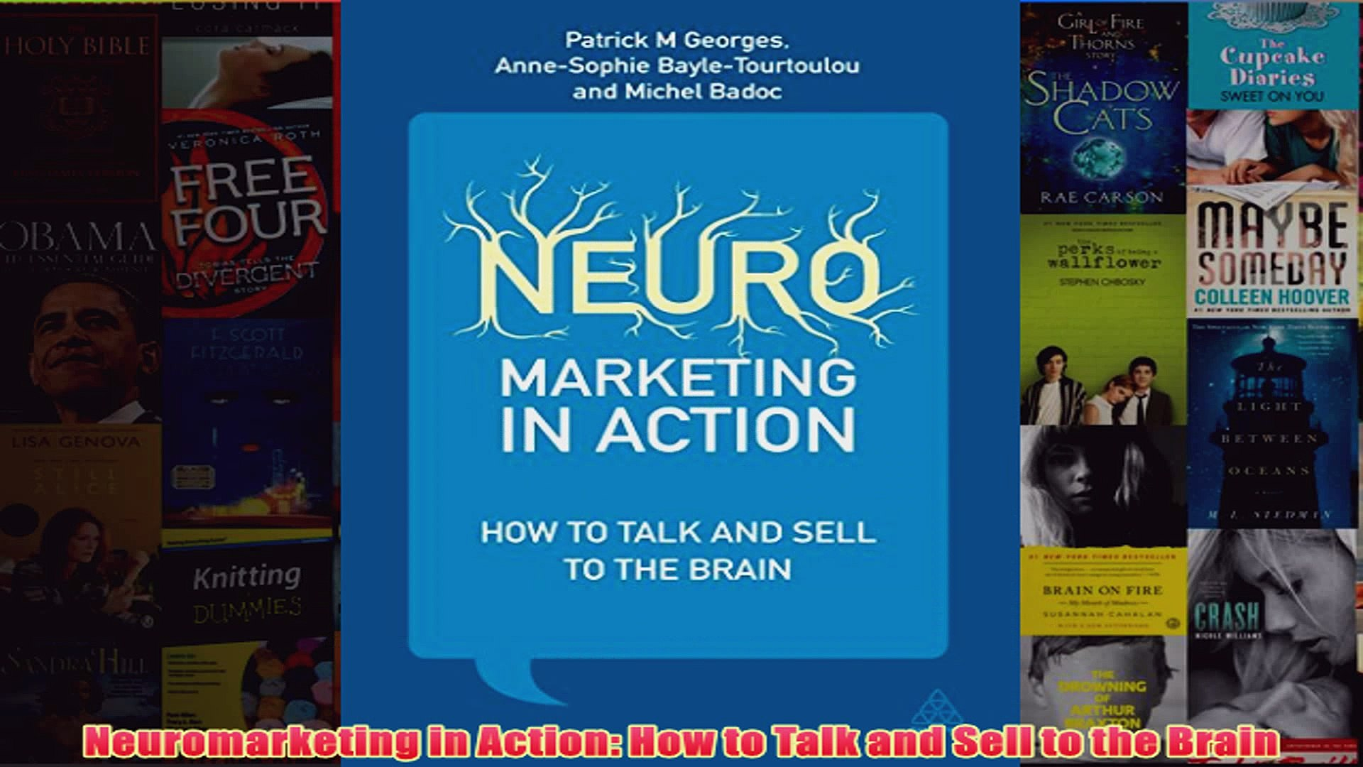 Download PDF Neuromarketing in Action How to Talk and Sell to the Brain  FULL FREE
