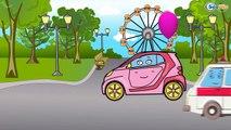 ✔ МУЛЬТИКИ ПРО МАШИНКИ! Гоночные Машины и Автогонки! Racing cars and Races!