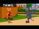 Village Rat And City Rat - Jataka Tales In Tamil - Animation / Cartoon Stories For Kids