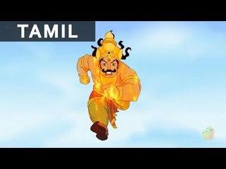 Analasuran - Ganesha In Tamil - Animated / Cartoon Stories For Kids