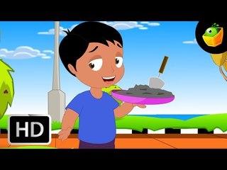 Vedu kattuvom - Chellame Chellam - Cartoon/Animated Tamil Rhymes For Kuttys