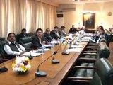 Sindh CM Chairs Public Health Dept Meeting CM House Sindh. (16-02-2016)