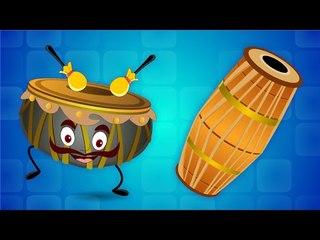 Damaaram - Chellame Chellam - Cartoon/Animated Tamil Rhymes For Kutty Chutties
