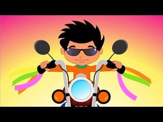Vandi Varuthu - Chellame Chellam - Cartoon/Animated Tamil Rhymes For Chutties