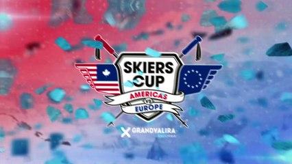 Run Tanner Rainville - BC Slopestyle Round 1 - Mora Banc Skiers Cup Grandvalira 2016