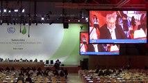 #COP21.  Intervention de Ronan Dantec en clôture de la COP