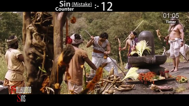 (PWW) Plenty Wrong With Bahubali - 145 Mistakes - Bollywood Sins