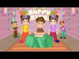 He Is A Jolly Good Fellow - English Nursery Rhymes - Cartoon/Animated Rhymes For Kids