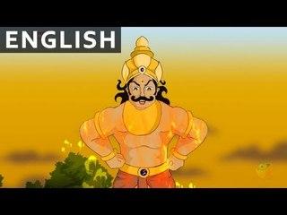 Analasuran - Ganesha In English - Animated / Cartoon Stories For Kids