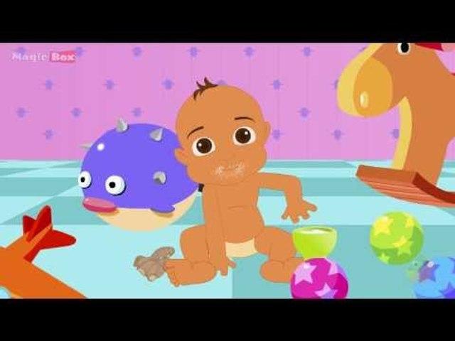 Kunjiyamma - Kingini Chellam - Malayalam Animated/Cartoon Rhymes For Kids