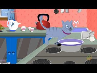 Poochakutty - Kingini Chellam - Malayalam Animated/Cartoon Rhymes For Kids
