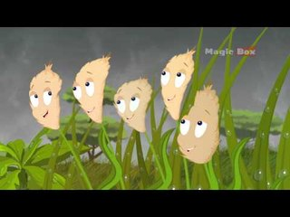 Oak And The Reeds - Aesop's Fables In Malayalam - Animated/Cartoon Tales For Kids