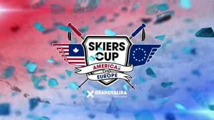 Run Tanner Rainville - BC Slopestyle Round 2 - Mora Banc Skiers Cup Grandvalira 2016