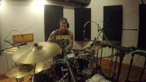 Violence in Ascension - Studio Update - Drum Tracking