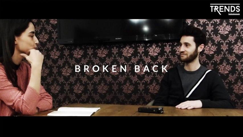 """Broken Back pour TRENDS : """"Lille, le meilleur public de France !"""""""