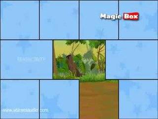 Five Little Monkey - English Nursery Rhymes - Cartoon/Animated Rhymes For Kids