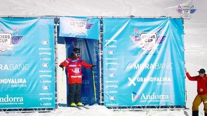 Run Logan Pehota - BC Slopestyle Round 2 - Mora Banc Skiers Cup Grandvalira 2016