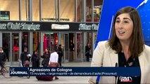 Agressions à Cologne: une large majorité des inculpés sont des citoyens allemands