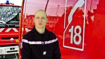 Reportage vidéo Sapeurs-Pompiers :Logements du SDIS 69