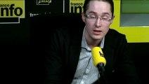 """Florent Dornier (Jeunes Agriculteurs) :  """"On ne veut pas mourir dans le silence"""""""