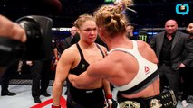 Ronda Rousey Admits She Felt Suicidal Immediately After Holm Knockout