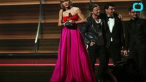 Taylor Swift Slyly Slams Kanye West With Grammy Awards Win