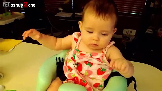 Funny Babies Dancing – A Cute Baby Dancing Videos Compilation 2015