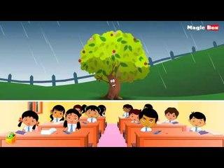 Intikkokka Chettu - Telugu Nursery Rhymes - Cartoon And Animated Rhymes For Kids