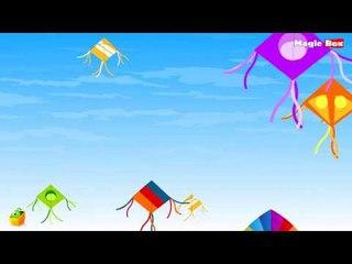 Pattam - Telugu Nursery Rhymes - Cartoon And Animated Rhymes For Kids