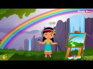 Indradanasu - Telugu Nursery Rhymes - Cartoon And Animated Rhymes For Kids
