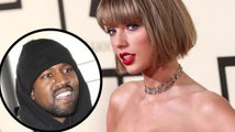 Taylor Swift Took Aim at Kanye West After Winning Big at Grammys