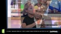 C à vous – Bernard-Henri Lévy : DSK et Laurent Fabius victimes d'antisémitisme sur les réseaux sociaux ? (Vidéo)