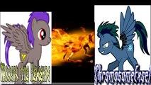 WarriorTheHedgehog Mozilla FireFox VS ChromosomeExcel Mozzarella FireFox (Phoenix Wright Style?)