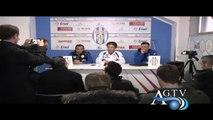 Akragas - Ischia 2 a 0, parla Mr. Rigoli News Agtv