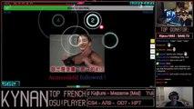 osu! : Yuki Kajiura - Mezame [Mai] + DT (FC)