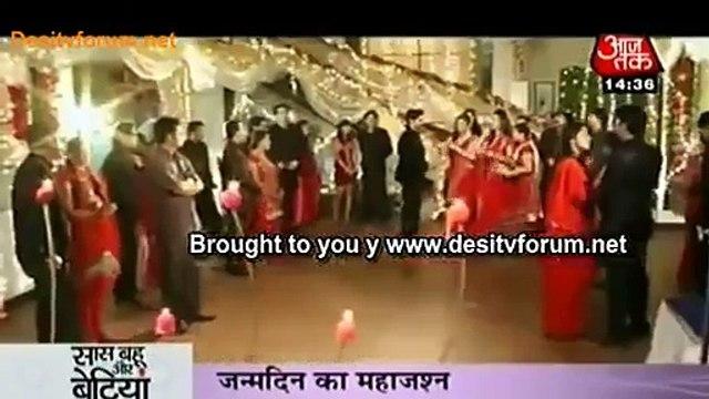 Geet SBB 11th November 2011 (Geet ki b day Party & Maaneet Dance)