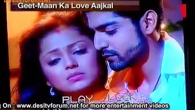 25.04.11 - Geet on U Me Aur TV