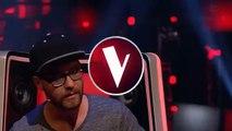 The Voice Kids 2016: Mark kanns kaum glauben.   The Voice Kids   SAT.1