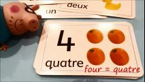 les nombres en anglais apprendre | Learn numbers in French