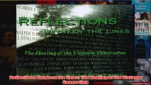 Download PDF  Reflections Between the Lines The Healing of the Vietnam Generation FULL FREE