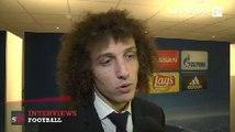 David Luiz : «Nous sommes confiants pour la qualification»